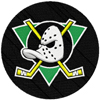 Anaheim Mighty Duck hockey club logo