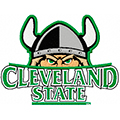Cleveland State University Logo machine embroidery design