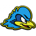 Delaware Blue Hens logo machine embroidery design