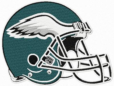 Nfl Eagles Logo Helmet Wwwimgarcadecom Online Image