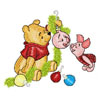 Winnie Pooh and Piglet before Christmas
