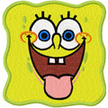 Spongebob Smile 2 machine embroidery design