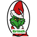 Grinch 2 machine embroidery design