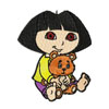 Dora Explorer with bear