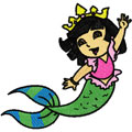 Dora Explorer Mermaid