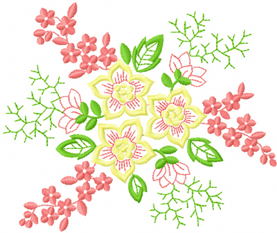 Flowers Design Download Instant News Free Machine Embroidery