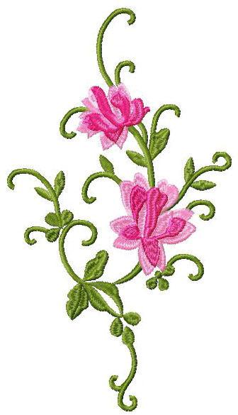 Flower embroidery designs free download makaroka