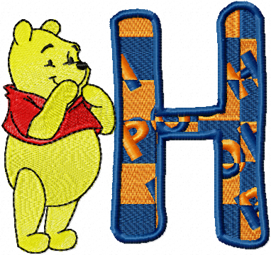 free embroidery design winnie pooh letter h news free machine