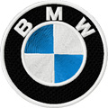 BMW Logo free machine embroidery design