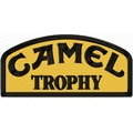 Free embroidery design Camel Trophy