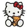 Hello Kitty with small bear