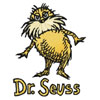 Lorax machine embroidery design dr.Seuss collection