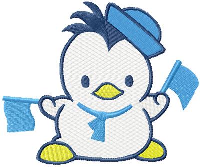 Free Penguin Machine Embroidery Design News Free Machine