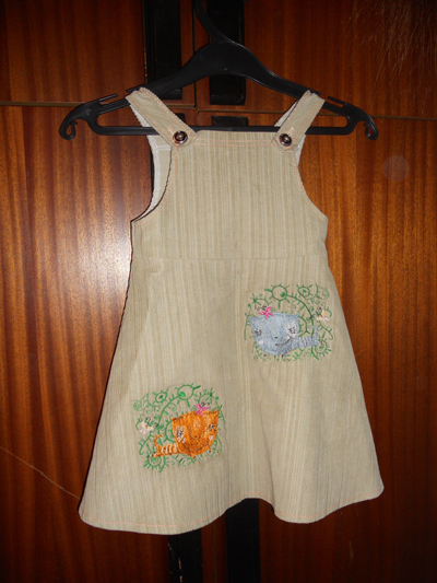 Embroidered dress news free machine embroidery designs