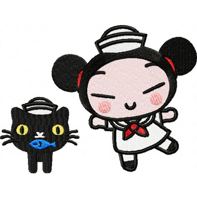 Pucca Cat Related Keywords & Suggestions - Pucca Cat Long ...