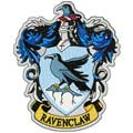 Ravenclaw logo 2 machine embroidery design