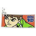Ben 10 badge embroidery design