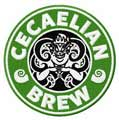 Cecaelian coffee badge machine embroidery design