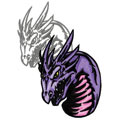 Dragon 13  embroidery design