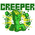 Minecraft Creeper 2 machine embroidery design