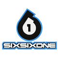 Six Six One logo embroidery design