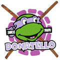 Donatello 2 machine embroidery design