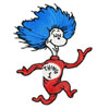 Dr. Seuss Thing 1